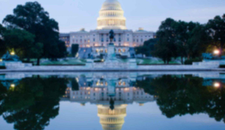Washington DC: The road to the White House