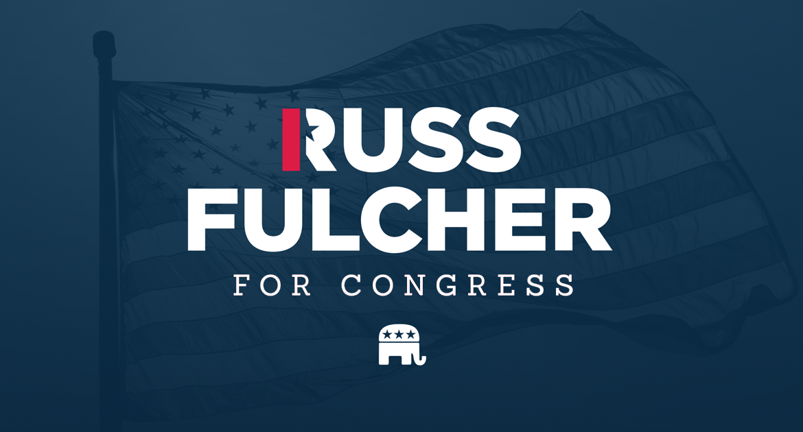 Russ Fulcher Announces Bid For Congress