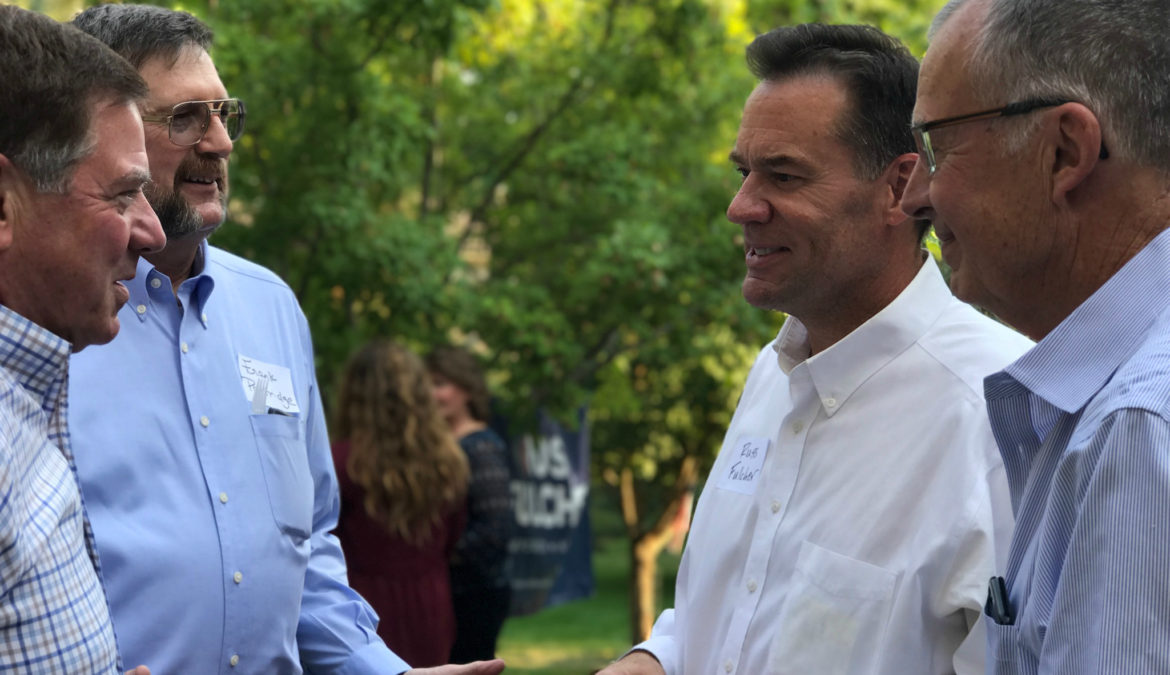 Fulcher Tops CD1 Candidates in Fundraising