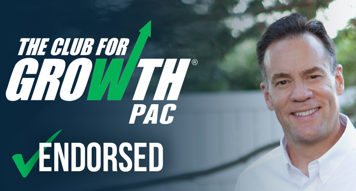 Club for Growth PAC Endorses Russ Fulcher for Congress