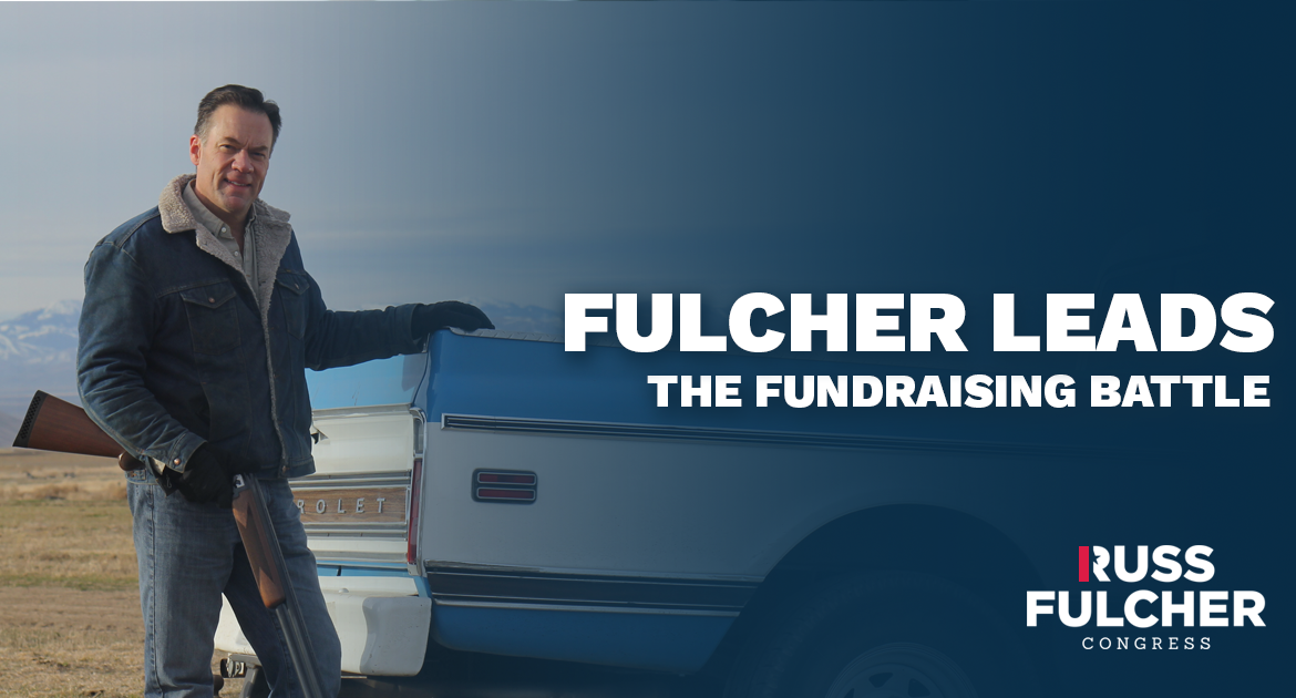 Fulcher Leads Fundraising Race One Month Before Election Day