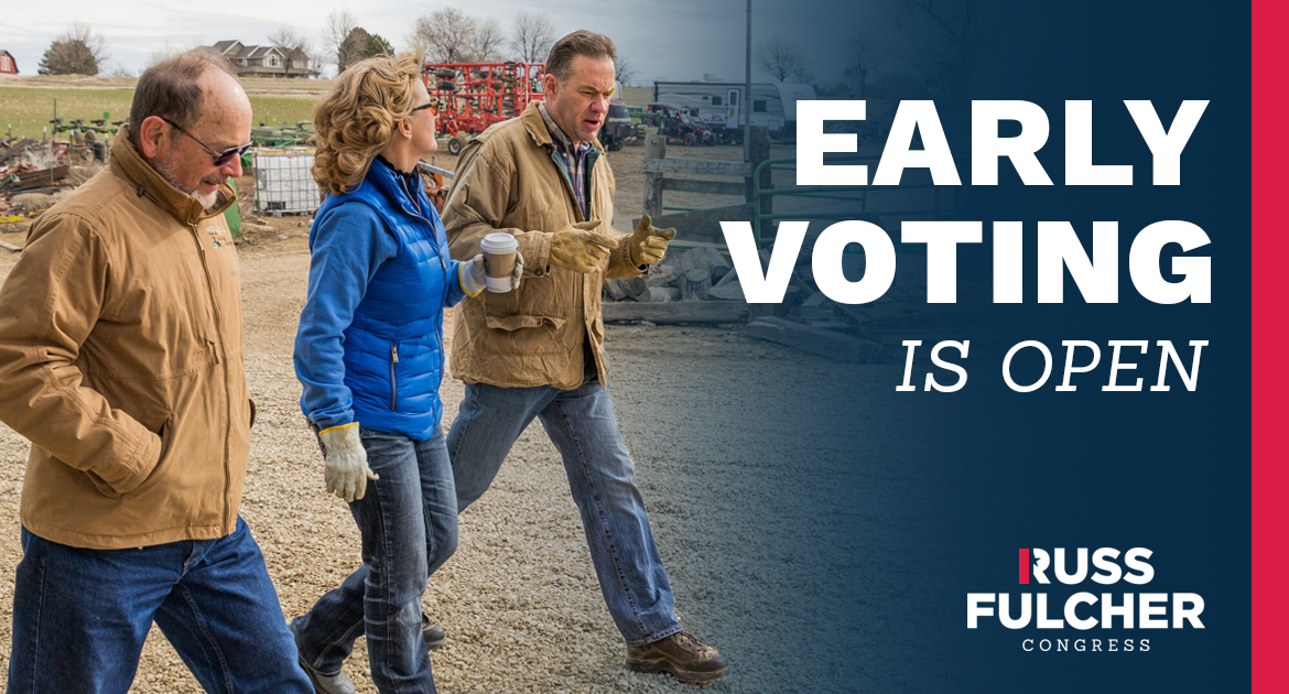 Early Voting In Your County